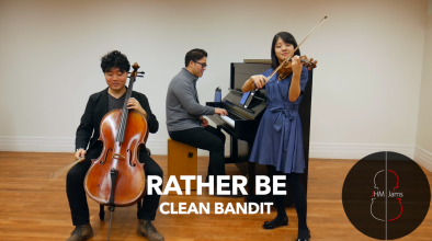 Clean Bandit: Rather Be